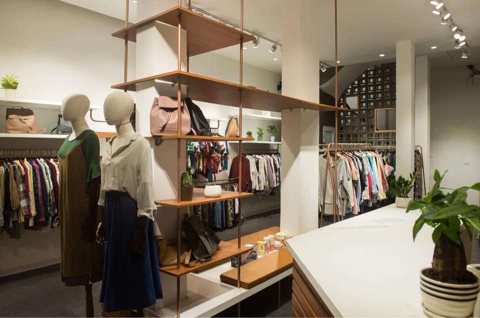 Thiết kế showroom Lavas - Trần Quý Kiên